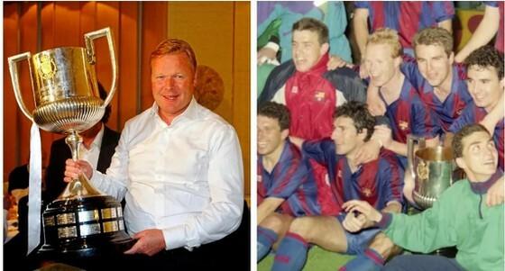 Chung kết Cúp Nhà vua Tây Ban Nha: Duyên thắng cúp của Koeman sẽ giúp Barca khỏi mùa giải trắng tay