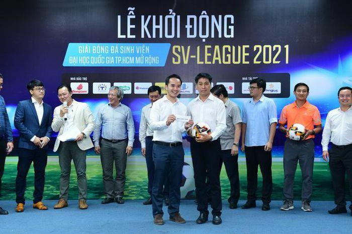 Bầu Đức và bầu Thắng nhận đội bóng mới ở giải SV-League 2021
