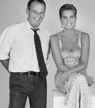 Nhà tạo mẫu tóc thổ lộ kỷ niệm về Công nương Diana