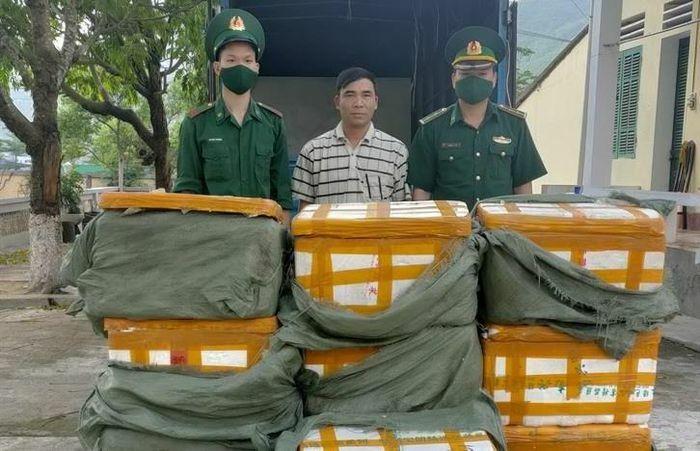 Quảng Ninh: Phát hiện 4 tạ nội tạng lợn nhập lậu từ Trung Quốc