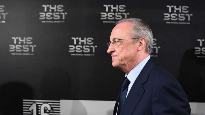 "Florentino Perez ""sốc"" nặng khi các CLB lần lượt rút khỏi Super League"