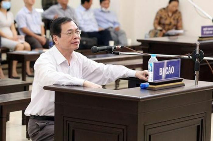 Đề nghị mức án đối với cựu Bộ trưởng Bộ Công Thương Vũ Huy Hoàng