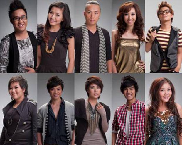 Vietnam Idol 2010 – nơi có nhiều màn lột xác thành công: Choáng nhất là người giảm 53kg trong 1 năm!