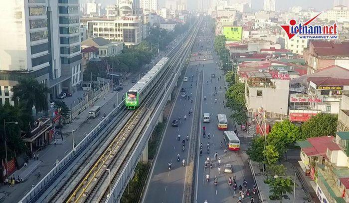 Đường sắt Cát Linh – Hà Đông chưa thể chạy thương mại, Bộ GTVT xin thông cảm