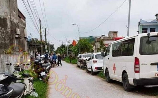 Sau khi sát hại bé trai 11 tuổi ở Nam Định nghi phạm vẫn sang nhà nạn nhân ú ớ hỏi thăm tình hình