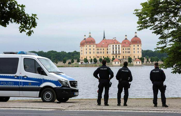 Đức xét xử nghi phạm người Syria tấn công bằng dao tại Dresden