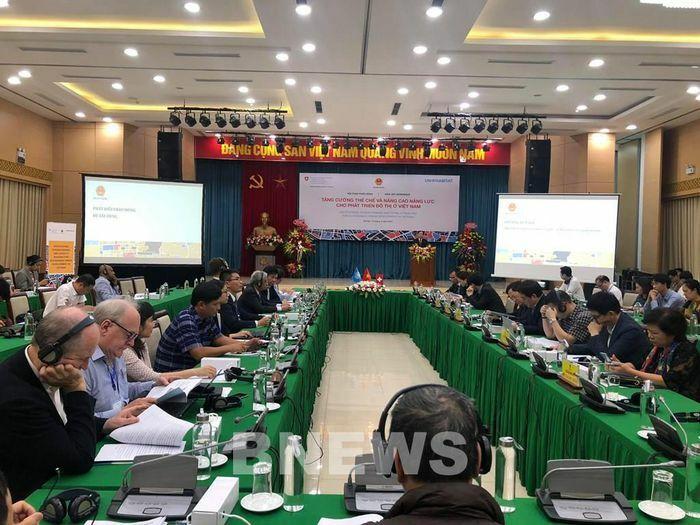Khởi động dự án tăng cường thể chế và năng lực phát triển đô thị Việt Nam