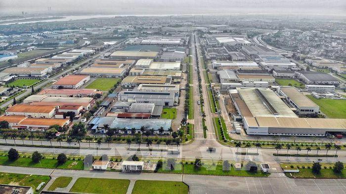 Đầu tư hạ tầng Khu công nghiệp Sông Lô I