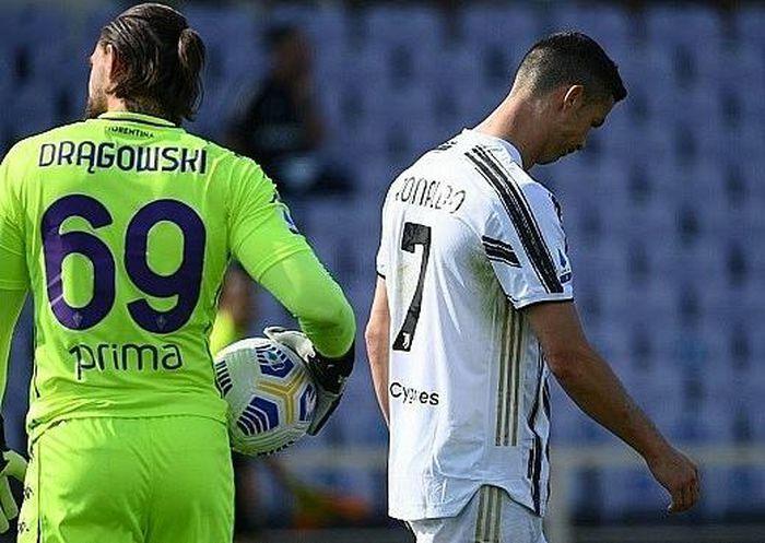 Ronaldo im tiếng, Juventus nguy cơ mất vé dự cúp châu Âu