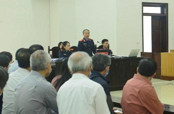 Xét xử vụ Gang thép Thái Nguyên: Viện kiểm sát đã truy tố đúng tội danh