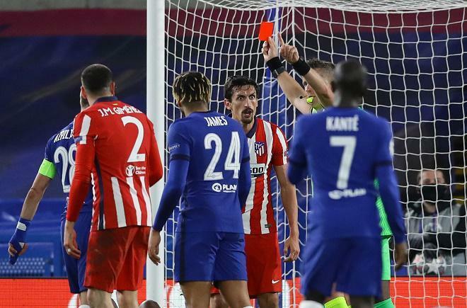 Tin mới nhất bóng đá sáng 16/4: SAO Atletico Madrid bị cấm thi đấu 4 trận