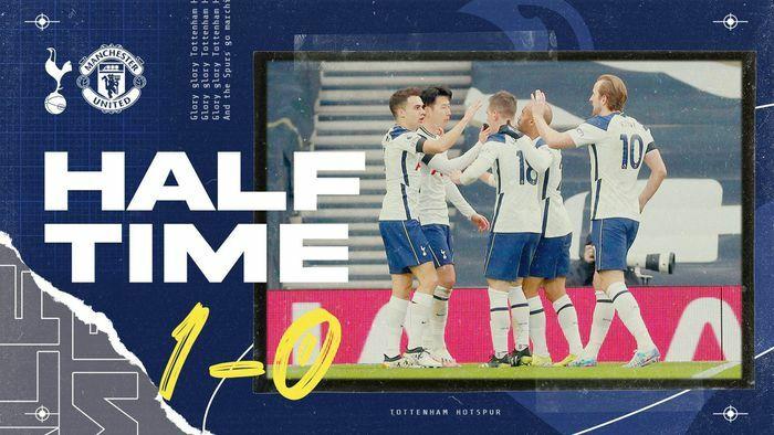 Tottenham 1-0 MU: Cavani bỏ lỡ cơ hội (H2)