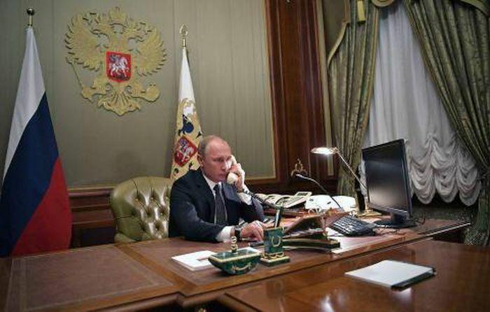 Ông Putin điện đàm về Nagorno-Karabakh