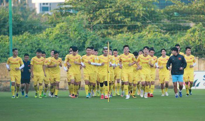 Đội tuyển Việt Nam sẽ tập trung giai đoạn 1 tại Bình Định