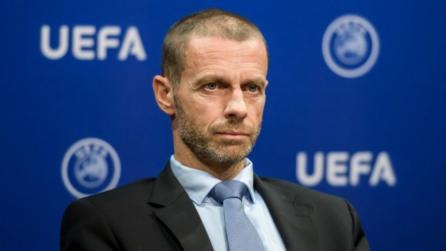 Chủ tịch UEFA: