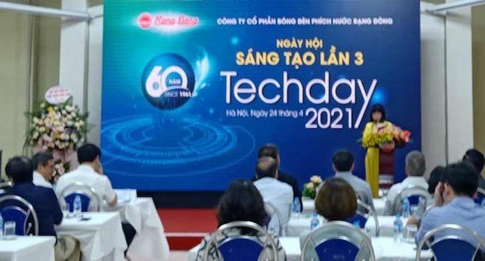 Ngày hội sáng tạo Rạng Đông: Nền tảng để tiếp nhận và phát triển tri thức