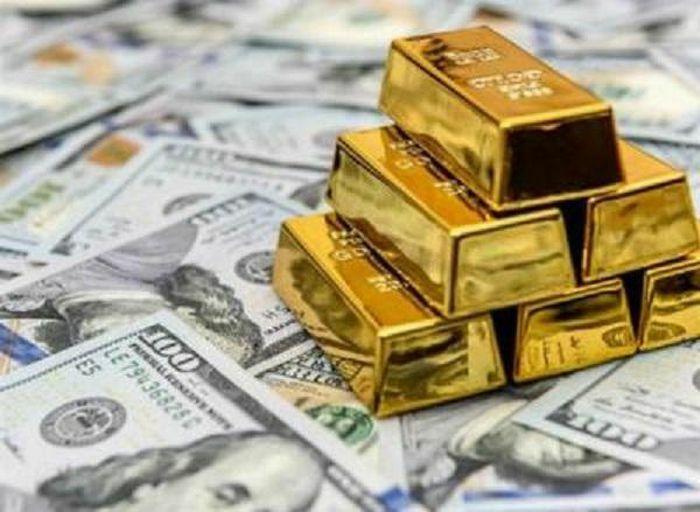 Vàng bật tăng trở lại khi USD và lợi suất trái phiếu Mỹ giảm