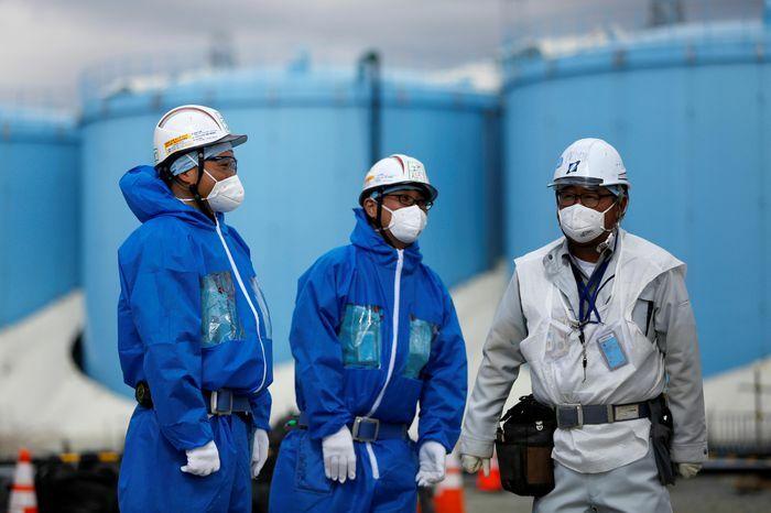Nhật xả hơn một triệu tấn nước nhiễm xạ Fukushima ra biển