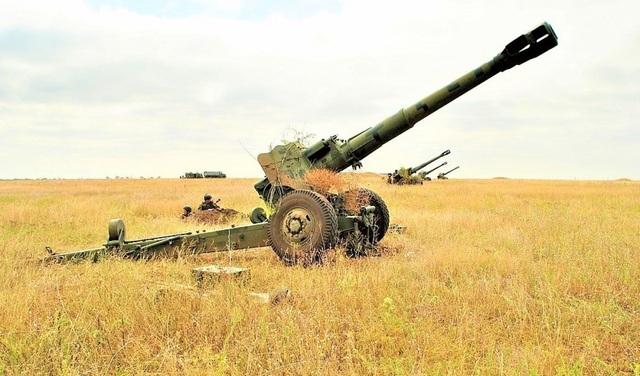 Bài toán phức tạp đặt ra cho pháo xe kéo Nga
