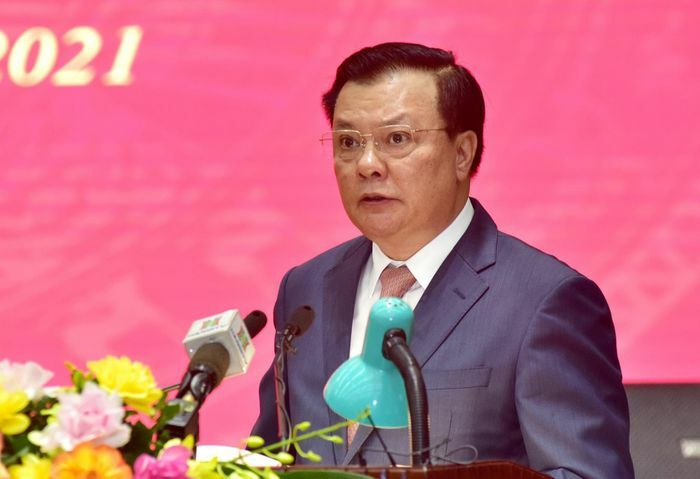 Bí thư Hà Nội nói về kế hoạch làm vành đai 4 rộng 120 m