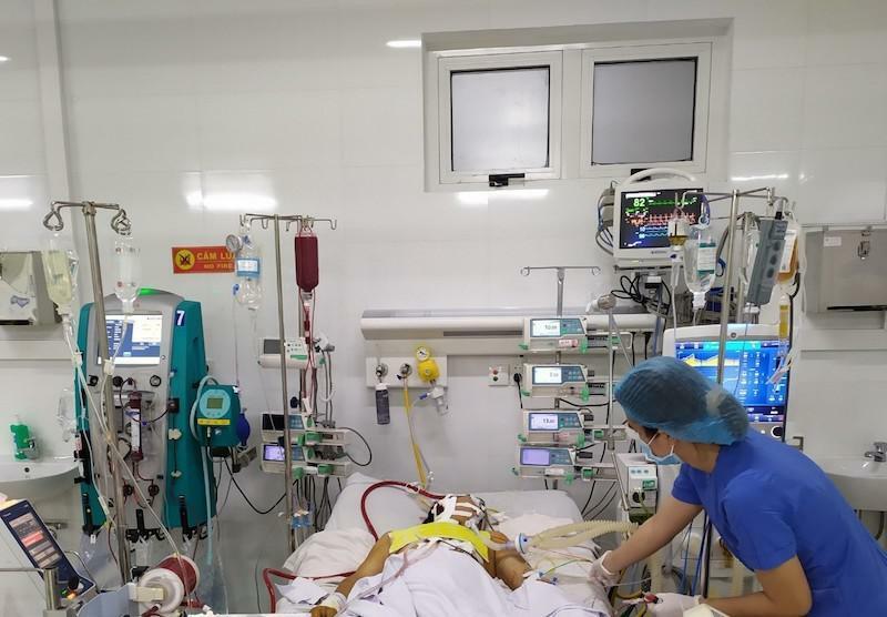 Đà Nẵng: Giành giật sự sống cho bệnh nhân nhồi máu cơ tim hiếm gặp