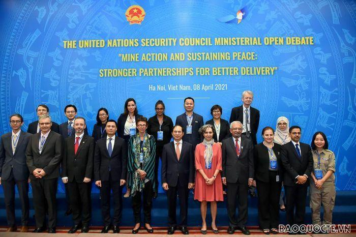 Phiên thảo luận mở Cấp cao của Hội đồng Bảo an: Thúc đẩy vai trò của các tổ chức khu vực trong ngăn ngừa xung đột