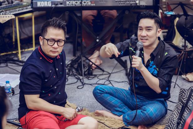 Quang Hà tập nhạc vui vui tiết lộ Bằng Kiều chu cấp hơn 2 tỷ cho vợ cũ và 3 con trai mỗi năm