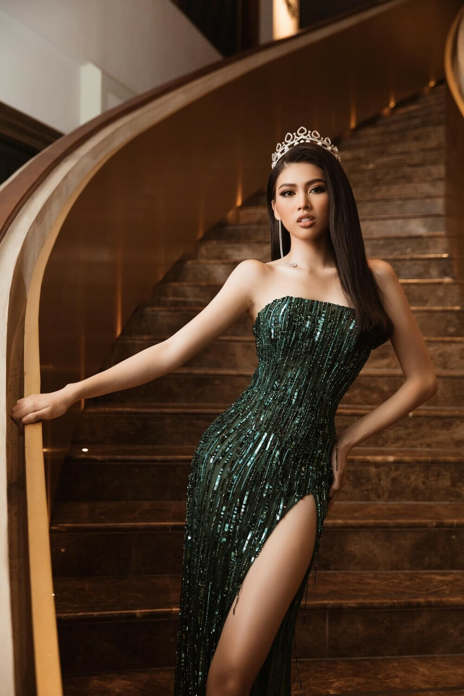 Hành trình lọt Top 20 của Ngọc Thảo: Nàng hậu 21 tuổi bản lĩnh chinh phục Miss Grand giữa mùa dịch!