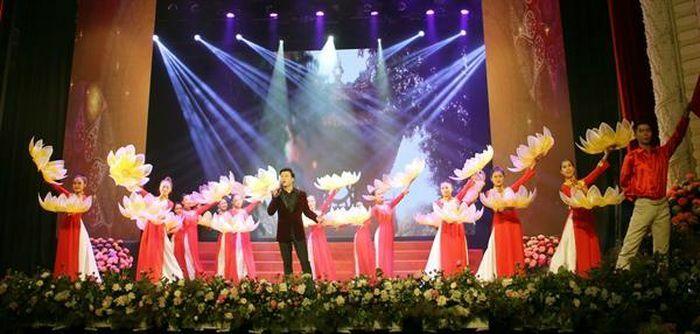 """Đặc sắc chương trình """"Hội tụ tinh hoa nghệ thuật Việt"""""""