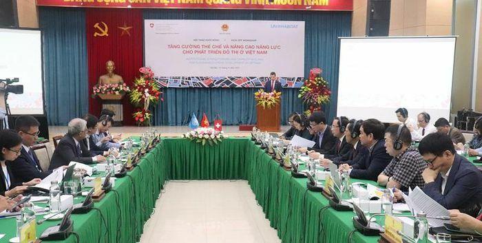 Nhiều thách thức trong quá trình phát triển đô thị ở Việt Nam