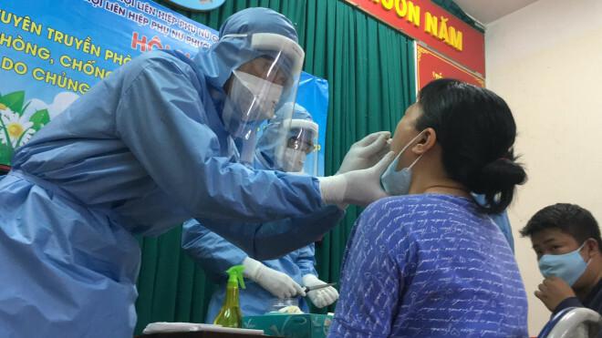 TP HCM truy vết các trường hợp tiếp xúc 3 người nhập cảnh trái phép từ Campuchia