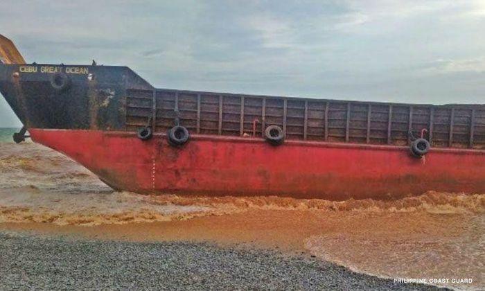 Philippines đẩy mạnh tìm kiếm 20 thủy thủ mất tích