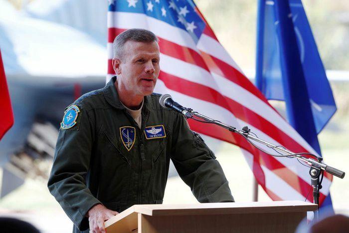 Tướng Mỹ: Khả năng Nga tấn công Ukraine không cao