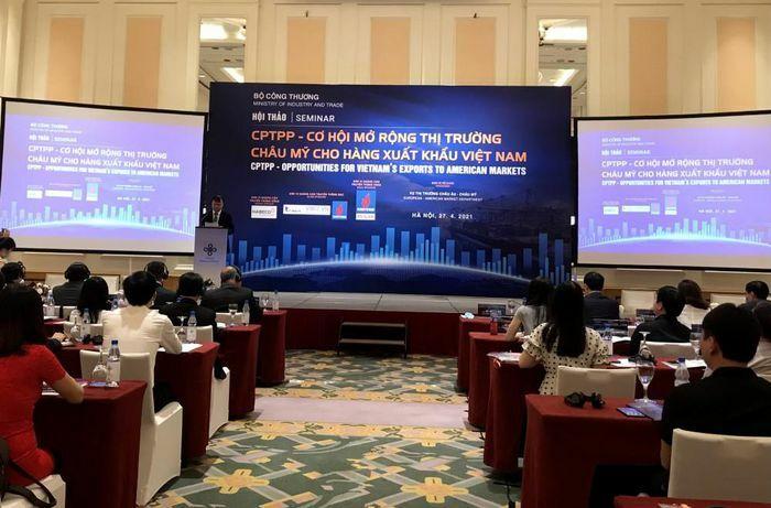 """Nhờ """"cửa sáng"""" CPTPP, hàng Việt thêm cơ hội tiến sâu vào thị trường châu Mỹ"""