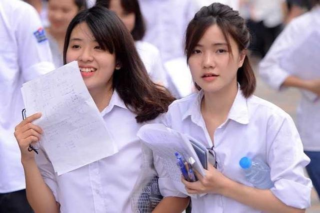 Hôm nay, thí sinh bắt đầu đăng ký dự thi tốt nghiệp THPT và xét tuyển ĐH