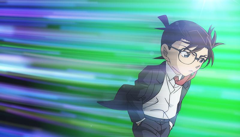 """""""Thám tử lừng danh Conan"""" trở lại màn ảnh rộng cùng gia tộc bí ẩn Akai"""