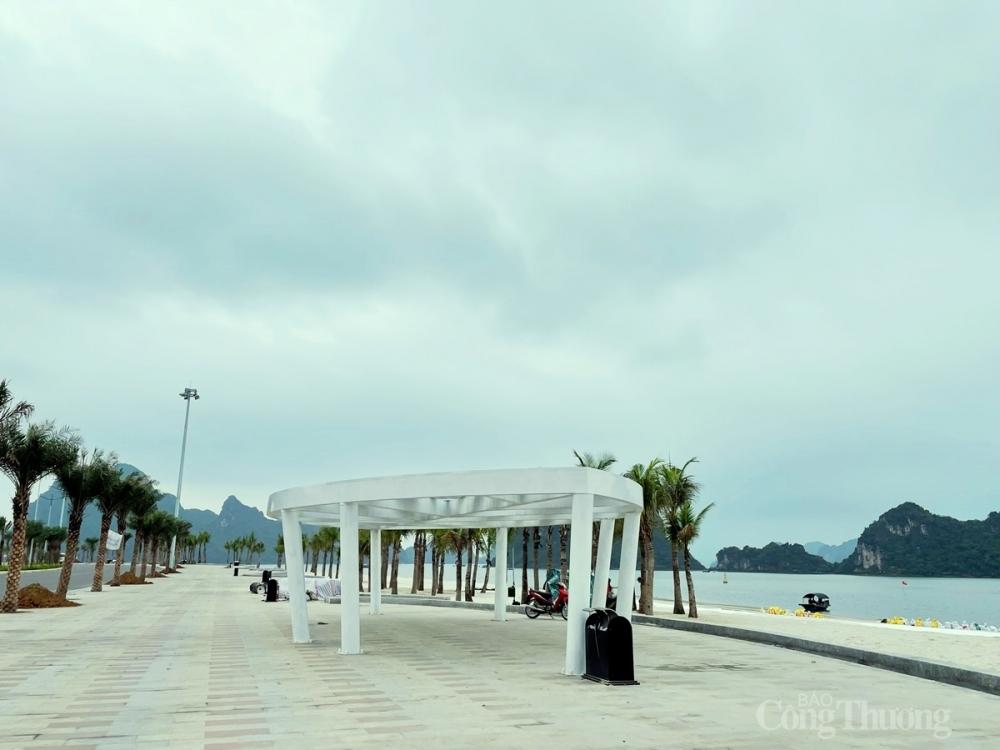 Quảng Ninh thêm một bãi tắm mới sắp đi vào hoạt động