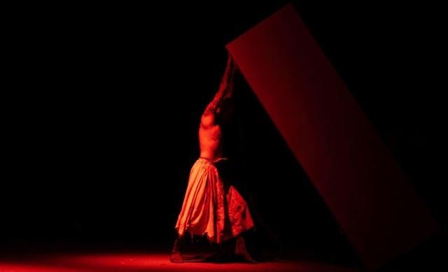 Độc đáo vở múa đương đại lấy cảm hứng từ nghệ thuật tuồng