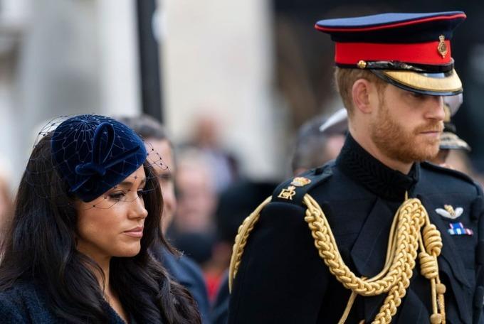 Harry – Meghan tiếc thương Hoàng thân Philip