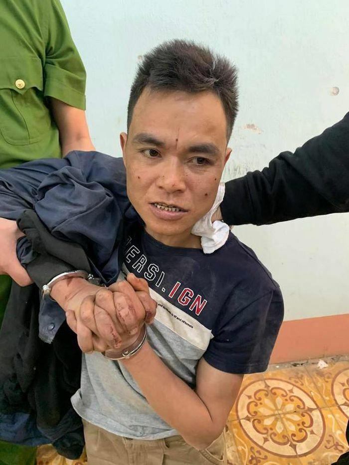 Khống chế đối tượng xông vào trường mầm non, chém trọng thương 2 người ở Sơn La