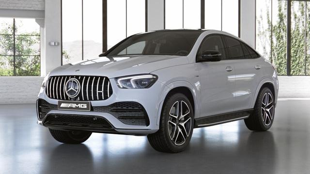 Lộ trang bị Mercedes-Benz GLE Coupe 2021 sắp ra mắt Việt Nam: Giá hơn 5,3 tỷ, nhiều 'đồ chơi' khủng cạnh tranh BMW X6