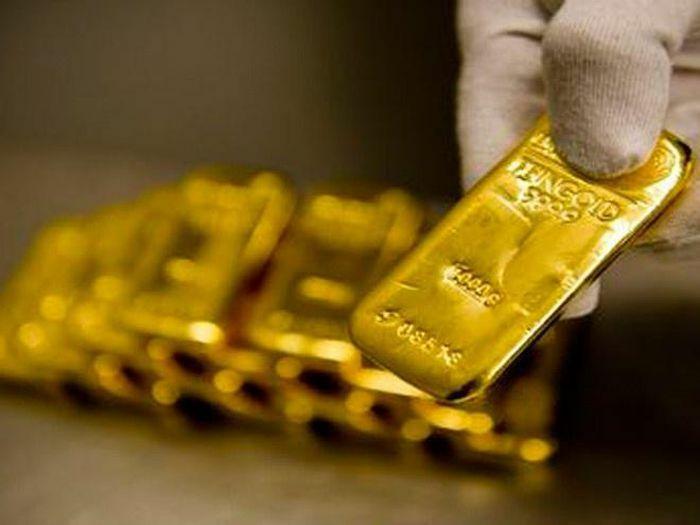 Giá vàng tăng vượt mốc 56 triệu đồng/lượng