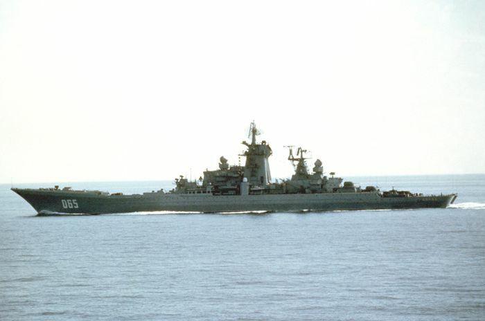 Ai xứng đáng là đối thủ của tuần dương hạm Nakhimov Nga?