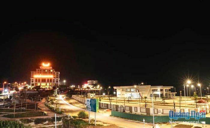 Khẩn trương đưa cảng Bến Đình vào hoạt động
