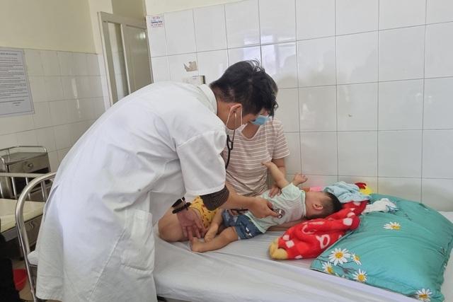 Trẻ mắc bệnh tay chân miệng ở Đà Nẵng tăng cao