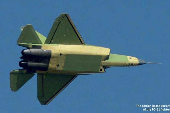 Trung Quốc công bố chế tạo chiến cơ thế hệ mới trên tàu sân bay