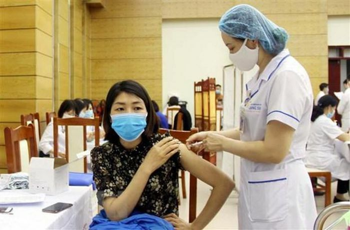 Việt Nam không có ca mắc mới, thêm 92.445 người được tiêm vaccine