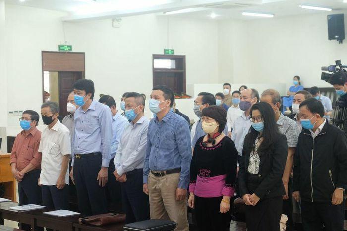 Tòa tuyên án 19 bị cáo trong đại án Gang thép Thái Nguyên