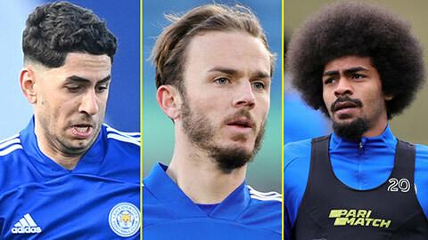 Maddison và 2 sao Leicester vi phạm quy tắc giãn cách