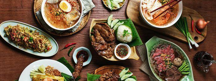 Thưởng thức món Thái tại TP.HCM